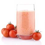 karnemelk en tomatensap kan opgehoopt pigment verbleken