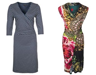 Licht Blauwe Jurk : Leuke jurken die een buikje verhullen plusrubriek.nl