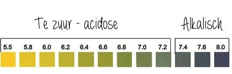 pH waarde meten